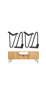 Hairpins tafelpoten meubelpoten