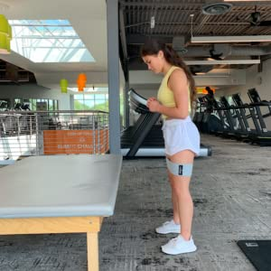 workout bands resistance legs and butt