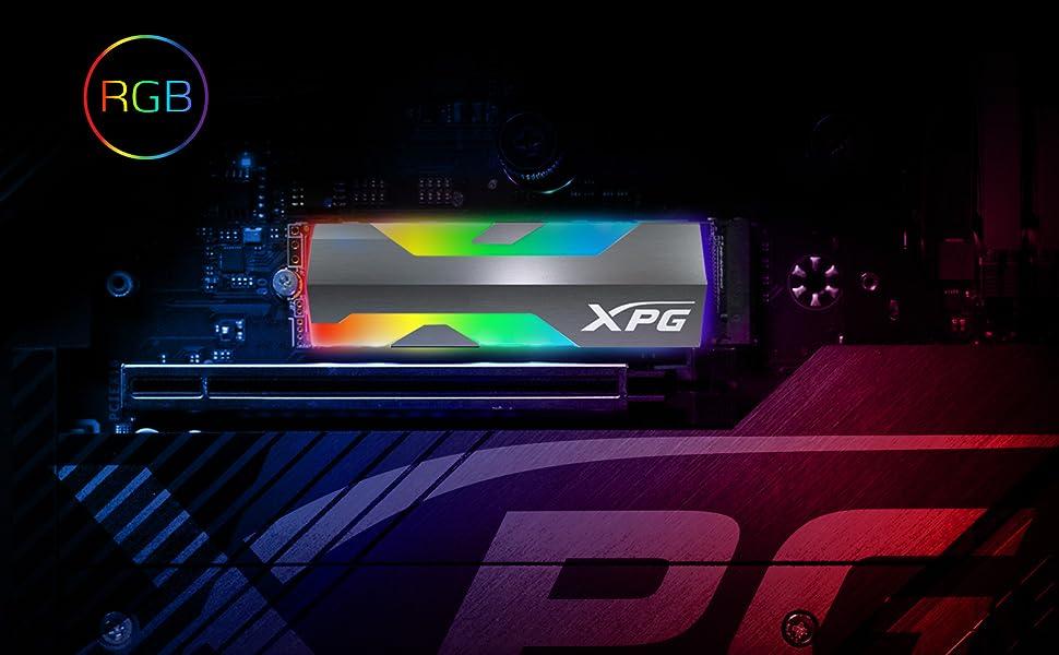 SPECTRIX S20G PCIE SSD RGB