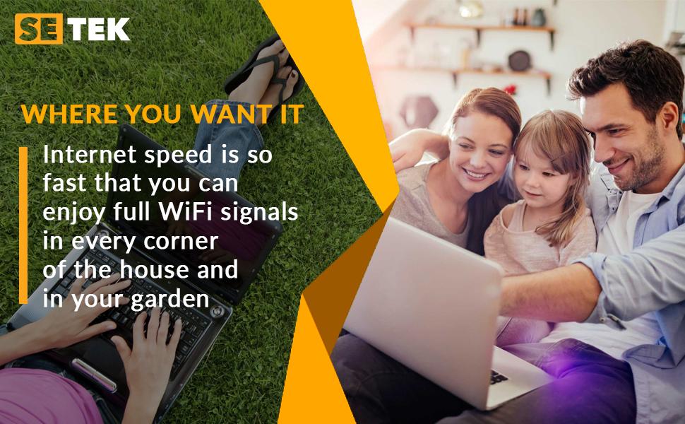 wifi extender range signal booster for home wifi repater tplink netgear