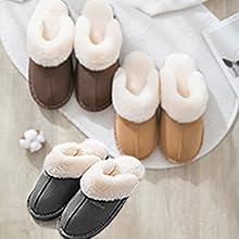 cozy warm slippers