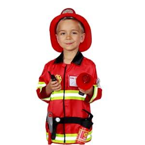 fireman fancy dress