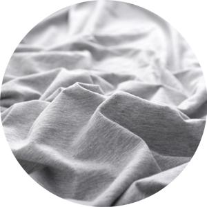 100% cotton jersey