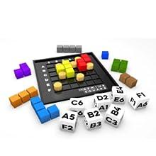 color board game, visual perception, spacial awareness, shape board game