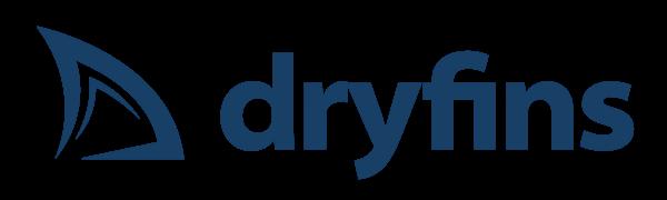 Dryfins Swimwear Logo