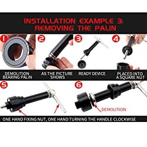 Bearing Converter Bottom Bracket Removal Bike Repair Tool Parts BB86//30//92//PF30
