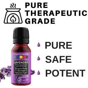 Lavender Pure Therapeutic Grade Essential Oils