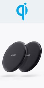 Anker PowerWave 10 Pad (改善版 2個セット)