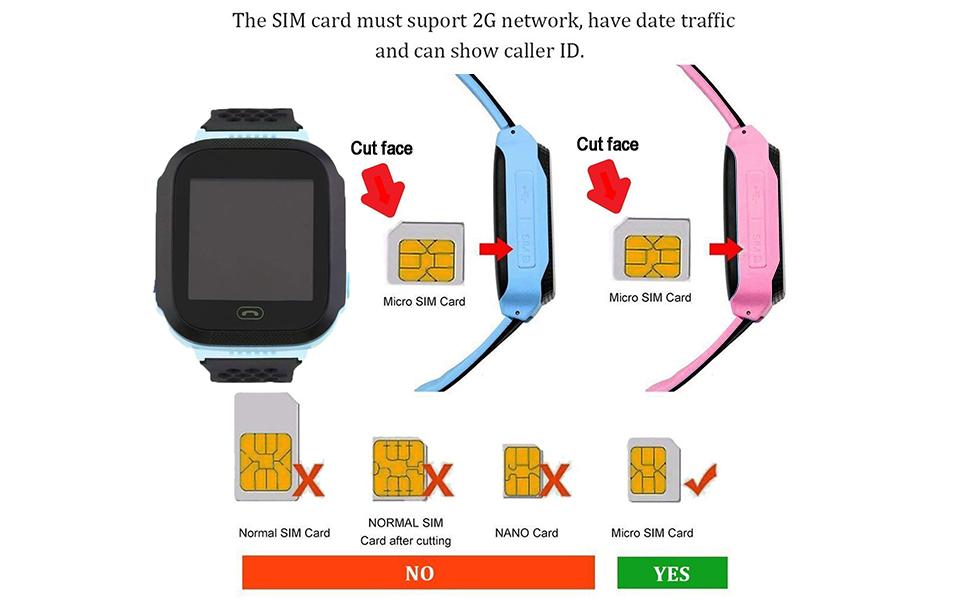 SIM Card select