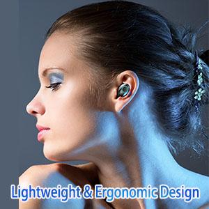 lightweight wireless earbuds