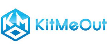 Kit Me Out World Logo