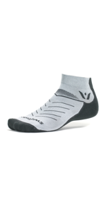 Vibe one ankle socks for trail running