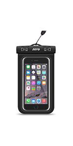 new concept 26077 d9954 Amazon.com: JOTO Universal Waterproof Pouch Phone Dry Bag Underwater ...