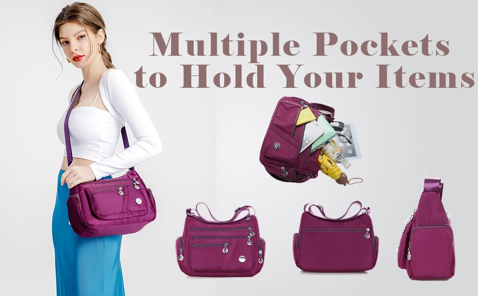 para built size women's deals bolsas pockets sets organizer de sac pocket relic pocketbooks them the