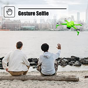 4k foldable drone