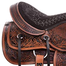 western saddle, trail saddle, leather saddle, horse saddle, tack, western tack, barrel racing, horse