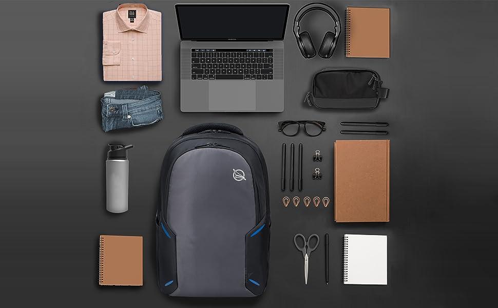scrambler laptop backpack