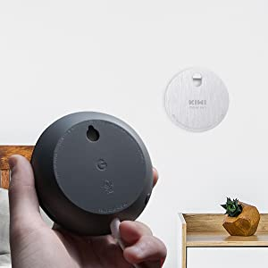 Adhesive Metal Hook for Nest Mini by Google(2nd gen)
