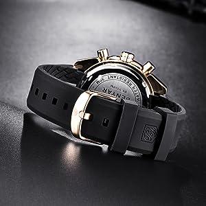 orologio uomo by benyar