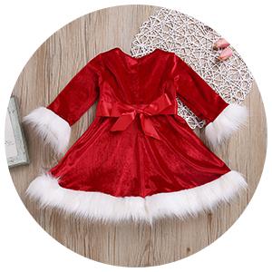 Baby Girls Princess Dress