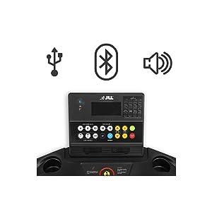 JLL T350 Digital Folding Treadmill, 2020 New Generation ...