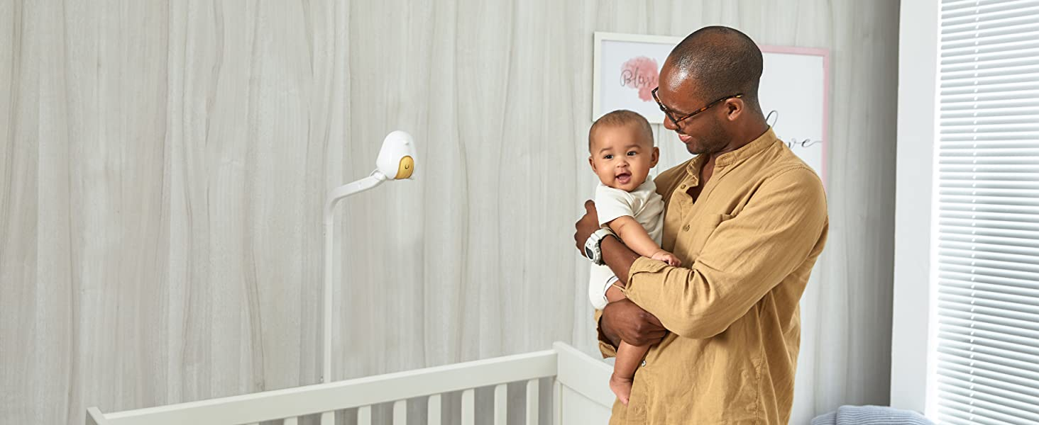 baby monitor for techy dads