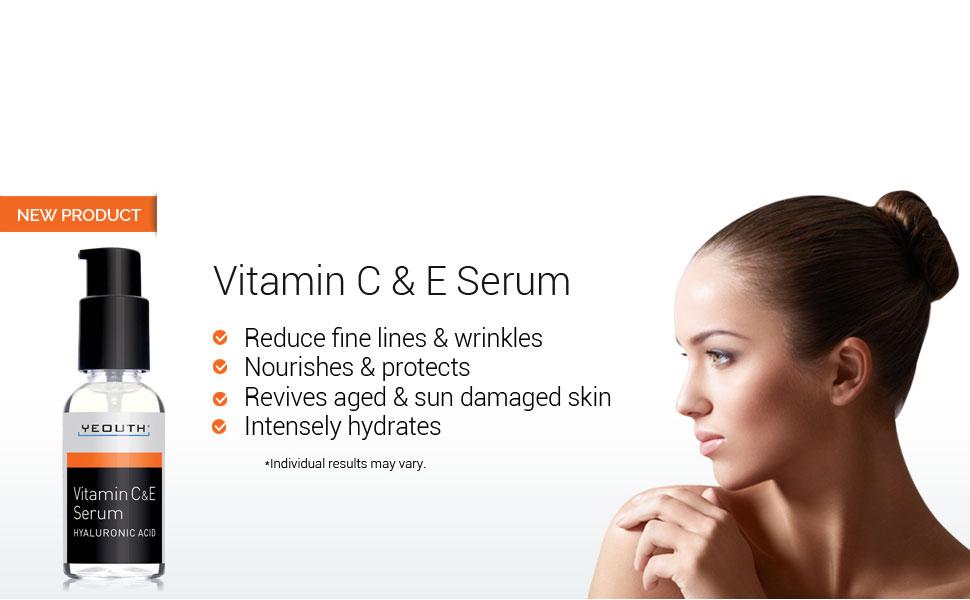 Vitamin C & E Serum