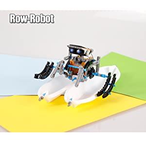 Education Solar Robot Toys