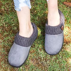 bedroom slippers memory foam slippers house shoes for women