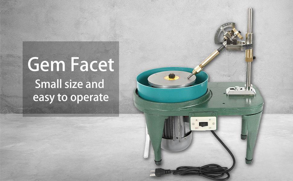 Gem Faceting Machine