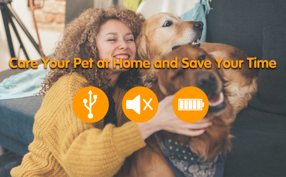 pet with your family