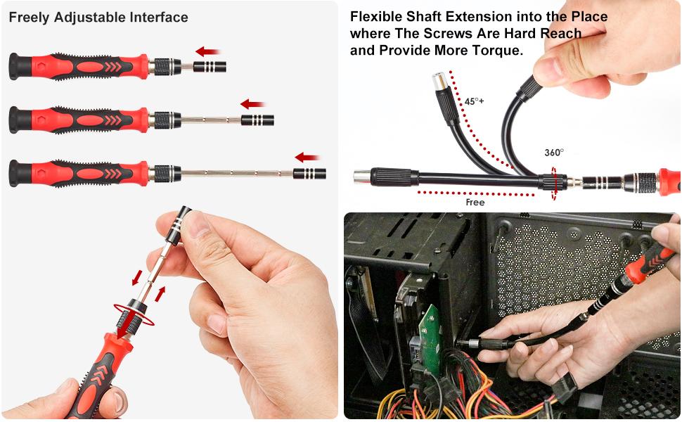 precision screwdriver set