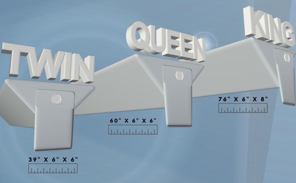 twin bed queen bed king bed fills gap