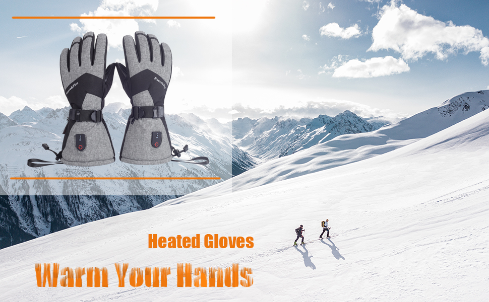 heated gloves banner