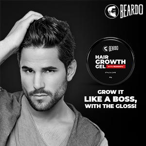 Beardo Growth Gel