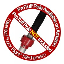 ProTuff Pool Pole Available but Not Included