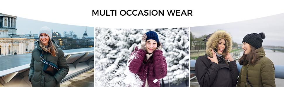 Wantdo Women's Winter Jackets