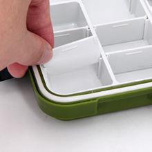 waterproof tackle storage