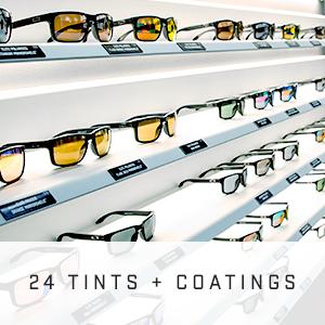 24 TINTS + COATINGS