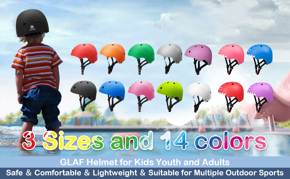 helmet for kids toddlers youth adult