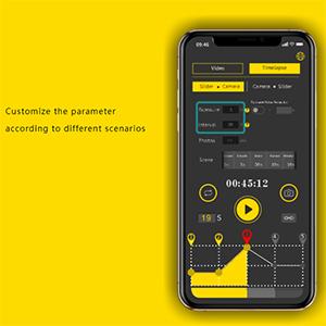Customizable Parameter Settings