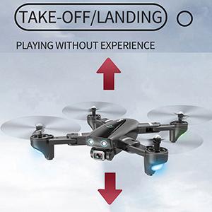 ONE-KEY TAKE-OFF/LANDING
