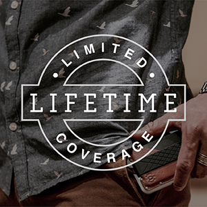 Limited Lifetime Coverage