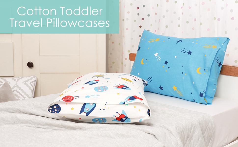 toddler travel pillowcases pillow cases