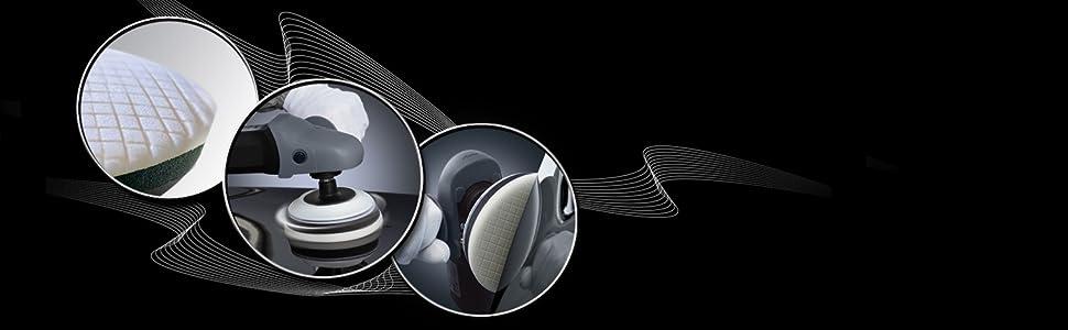 Scholl Concepts M Neo Spiderpad 145 25 Mm Honig 2 Stück M Auto