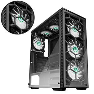 gaming tower case micro atx case pc case mid tower pc case black pc case pc case computer case