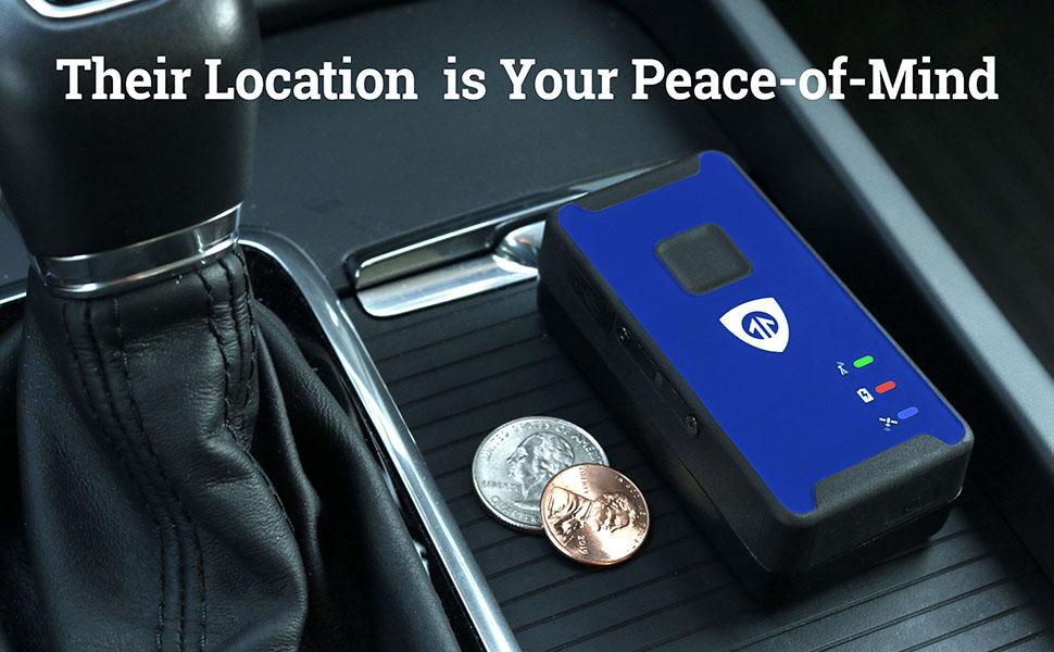 BrickHouse Security Spark Nano 7 GPS Tracker