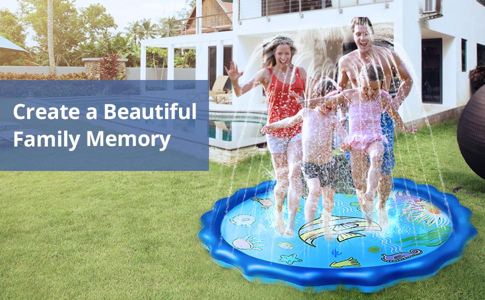 create a beautiful memory