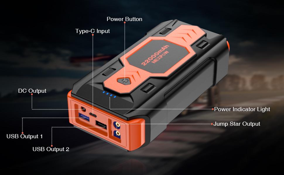 battery jump