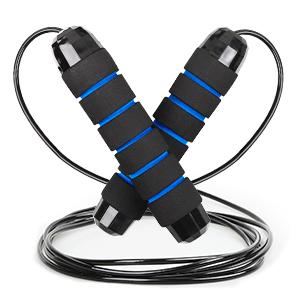 resistance bands set skipping rope